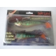 "Glimmer Head With Soft Tail 5"" P"