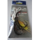 Anzois Barros Power Assist Hooks nº9/0 (3 Unidades)