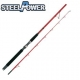 Cana D-A-M Steel Power Red 3.20MT