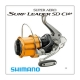 Carreto SHIMANO  SUPER AERO  Surf Leader SD CI4+ 30