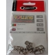 Clips para amostra NBS Rolling CR7 10Pcs 10Kg