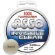 Fio Asso Invisible Clear 100% Fluorocarbon 0,23mm 3,8Kg 50mt