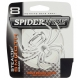 Fio Multifilar SPIDERWIRE STEALTH SMOOTH 0,25mm - 27,3 kg - 150 Mts ( BRANCO )