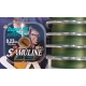 Fio Sasame Super PE Braided Line Samuline 0.23mm 18.4kgs 100M