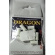 Flutuadores Dragon Branco 6mm
