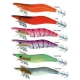Palhaço Zebco Aragon Squid Lure 11.0cm 14g Cor:Magic